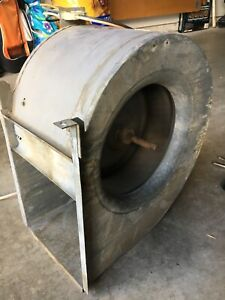 Furnace Fan Blower Assemblies Squirrel Cage With 4 speed Motor