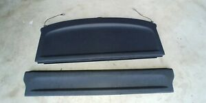 Genuine 2010 2015 Bwm X1 Rear Trunk Area Package Parcel Shelf Cargo Cover Shade
