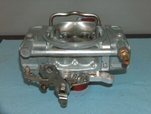 Demon Carburetion Demon 525 Cfm Road Trucker Holley Vacuum Secondary Carburetor