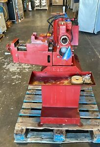 Rels Winona Van Norman 204 Disc Drum Brake Lathe No Fixtures Or Tooling