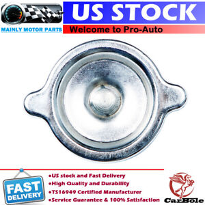 Chrome Steel Twist on Style Engine Valve Cover Breather Filler Cap Universal