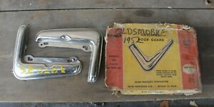 1952 Oldsmobile Nors Gas Door Guard Of