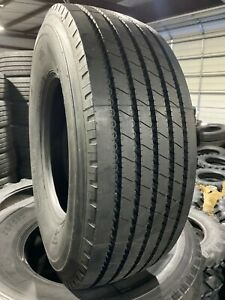 2 Tires 385 65r22 5 18 Ply Road Crew Cr926 Steer Truck Radial All Positions