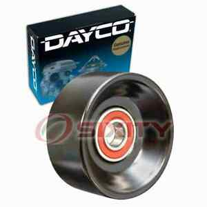Dayco Supercharger Drive Belt Idler Pulley For 1999 2001 Ford F 150 5 4l V8 Do