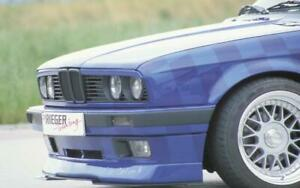 Bmw E30 M3 325 320 Is Front Spoiler Lip Wind Deflector Rieger Performance Part