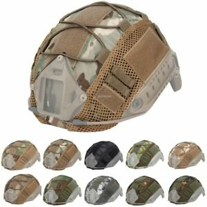 OneTigris Tactical Multicam Helmet Cover For XL Ops Core FAST PJ Airsoft Helmets $27.47