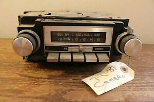 Vintage Delco Am Fm Car Radio Possibly For A 1979 1981 Camaro