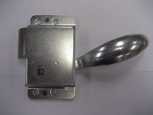 55 A A L Hansen Lh Cab Lock Hatch Compartment 1 Pc Zinc Free Shipping