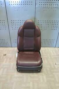 2015 2017 Acura Tlx Front Left Seat Electric Leather Heated Oem 2016