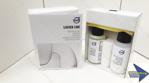 Genuine Volvo Leather Care Cleaning Kit 31375177