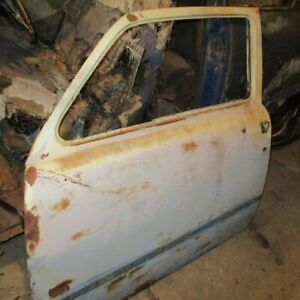 1950 Ford Coupe Shoe Box Driver S Side Door No Shipping Pick Up Only
