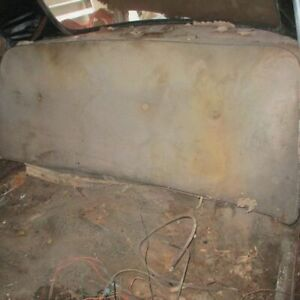 1950 Ford Coupe Shoe Box Rear Back Seat No Shipping Pick Up Only