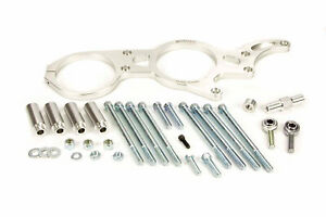 Moroso Alt vac Pump Mounting Bracket Kit Sbc 63817