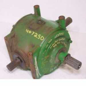 Used Gear Box Compatible With John Deere 956 945 955 946 990 994 Ae55141