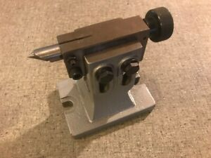 Rotary Table Indexer Dividing Head Super Spacer Tailstock