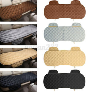 Universal Car Seat Pad Front Rear Row Cover Spring Autumn Breathable