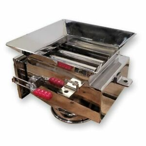 New 8 Square Stainless Steel Rare Earth Sanitary Bar Grate Drawer Magnet