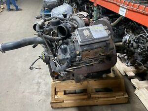 2005 Ford F250 F350 Superduty Diesel 6 0l Engine Powerstroke Motor For Parts