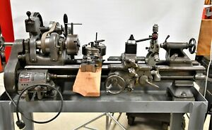 South Bend 9 Lathe With Accessories South Bend 9a South Bend 9 Lathe