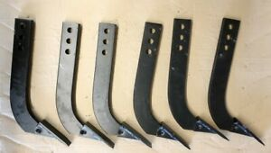 Box Blade Ripper Shank Tooth set Of 6