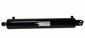 new Hydraulic Cylinder Welded Double Acting 4 Bore 24 For Log Splitter 4x24