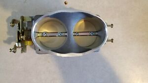 1996 2001 Mustang Cobra 4 6l Bbk Twin 65mm Throttle Body 2003 2004 Mach 1 1711