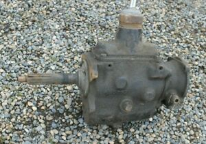 1933 1934 1935 1936 Chevy 590783 Used Transmission F