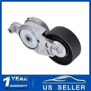 Belt Tensioner Assembly Smooth Pulley For 2010 2011 Toyota Camry 2 5l 89660 Us