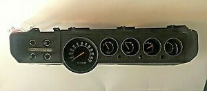 1971 72 73 74 Challenger Cuda Speedometer Instrument Cluster Oem Guage Assembly