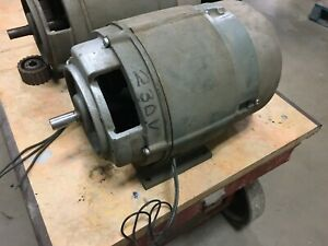 Hobart 80qt Mixer Motor New Bearings For Mixer Model M 802