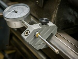 Dial Indicator Mount For South Bend 9 And 10k Metal Lathes Carriage Stop