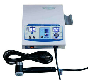 Portable Ultrasound Therapy Machine For Pain Relief Ultra 1mhz Chiropractic Unit