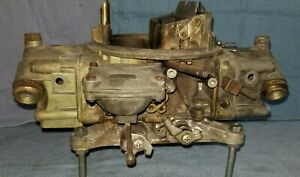 1969 Ford 428 Cobra Jet Holley Carb rev C9af 9510 h List 4345 Date Code 884
