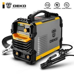 Deko Dka Series Dc Inverter Arc Welder 220v Igbt Mma Welding D not Use In Usa