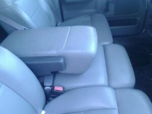 Front Seat Bench 40 20 40 Center Leather Fits 04 08 Ford F150 Pickup 383789
