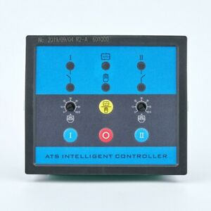 Genset Controller Generator Control Panel Automatic Transfer Switch Controller