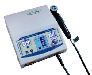 Portable Us Ultrasound Therapy Machine Ultra Pain Relief 1mhz Chiropractic Unit