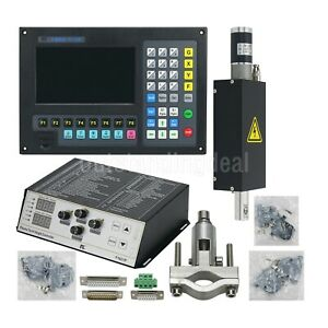 2 axis Cnc Controller Plasma Thc Lifter 2400mm min For Plasma Cutting Machine