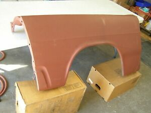 Nos Oem Ford 1966 Mercury Comet Front Fender Sheet Metal Cyclone Caliente Lh