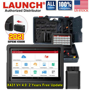 2021 Launch X431 V All System Diagnostic Tool Obd2 Scanner Key Programming Immo