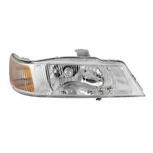 Fits 1999 2004 Honda Odyssey Right Passenger Side Headlight Halogen