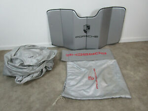 Porsche Indoor Car Cover And Sun Visor Boxster Exterior Protection Oem