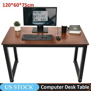 Computer Desk Home Office Writing Study Desk Modern Simple Laptop Table