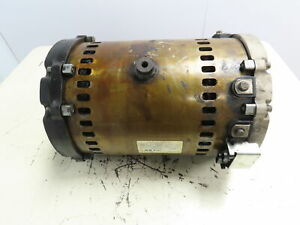 Danaher Tsw 180 6 200 Drive Motor Hyster E50z 33 48 Volt Electric Forklift