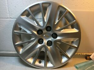 14 15 16 17 18 Chevy Impala Wheel Cover 18 Inch Hollander 3299 Good Used