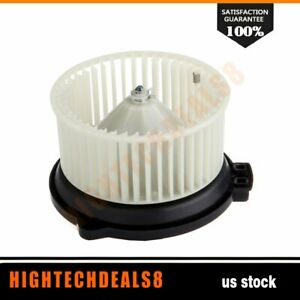 Heater Blower Motor With W Fan Cage For Honda Acura Civic Integra Cl Mho3126103