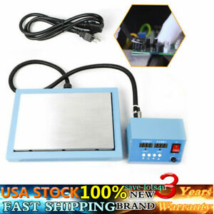 Electronic Preheating Station For Pcb Heating Hot Plate 200 300mm 110v 0 400 c