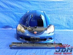 02 06 Jdm Honda Integra Acura Rsx Dc5 Oem Nose Cut Front End Conversion 2