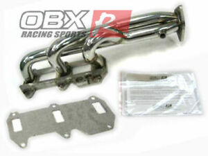 Obx Racing Sports Full Long Tube Exhaust Header For 04 09 Mazda Rx8 1 3l