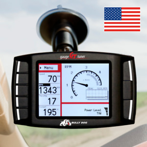 New Bully Dog Gt 40417 Programmer Tuner For 1500 2500 3500 F150 F250 F350 Hd Gas